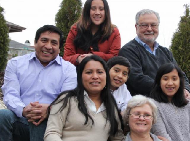 Dias Garcia family