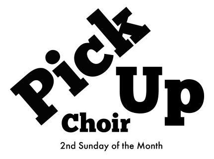 Pick Up Choir logo