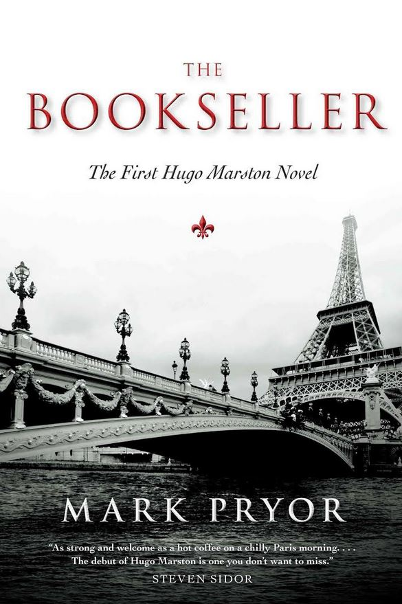 Bookseller book cover