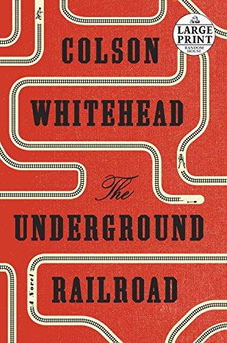 Underground Railroad book jacket