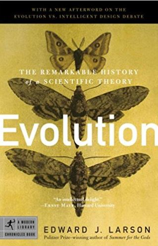 Evolution book cover