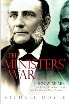 Ministers' War book cover