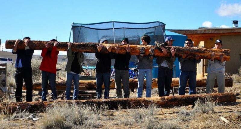 group holding log