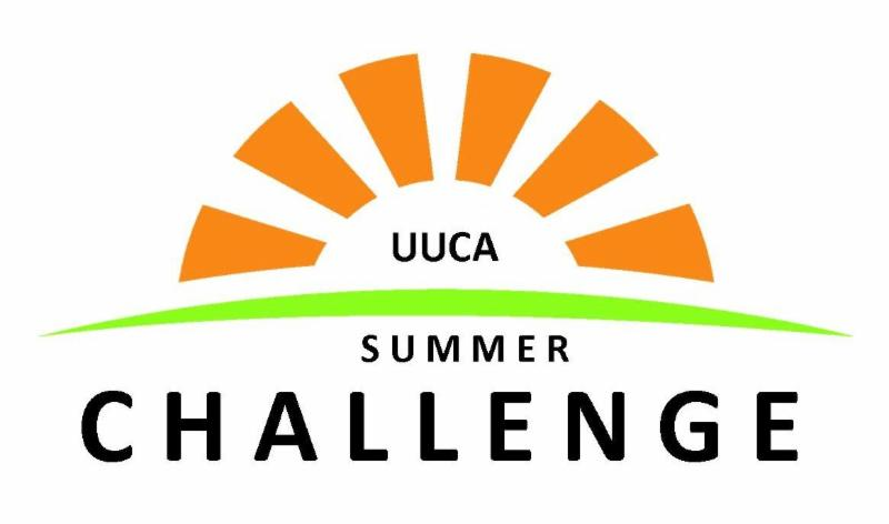 UUCA Summer Challenge logo