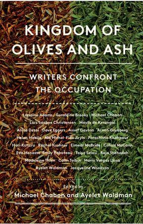 Kingdom of Olives & Ash book cover