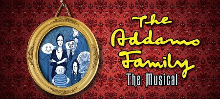 The Addams Family logo