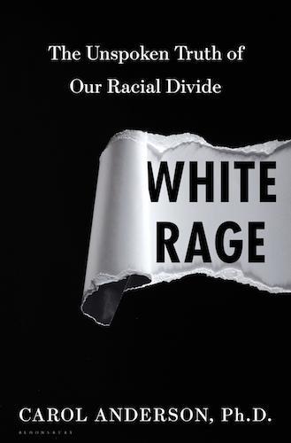 White rage book jacket