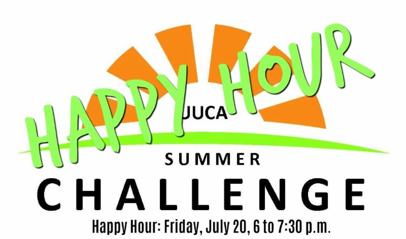 Happy Hour Summer Challenge - Fri, July 20, 6 to 7:30 p.m.