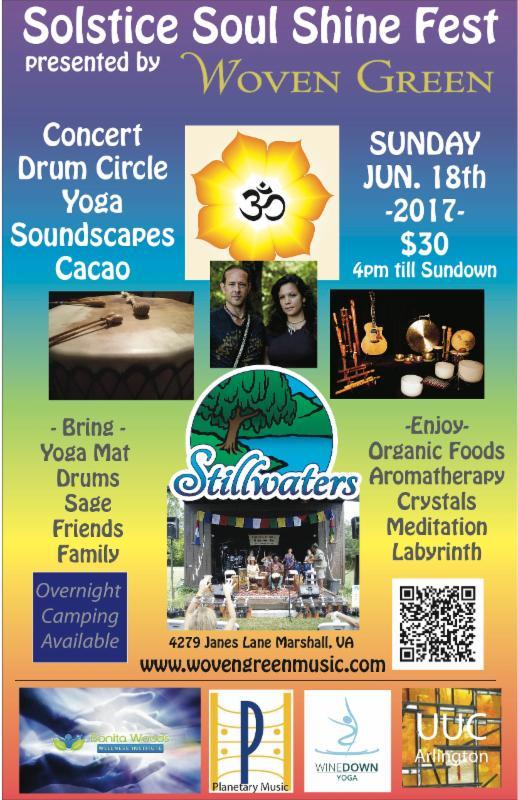 Solstice Soul Fest flyer