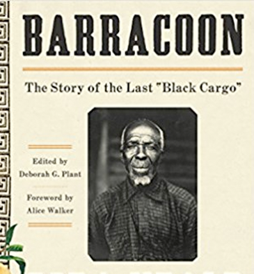 Barracoon book cover