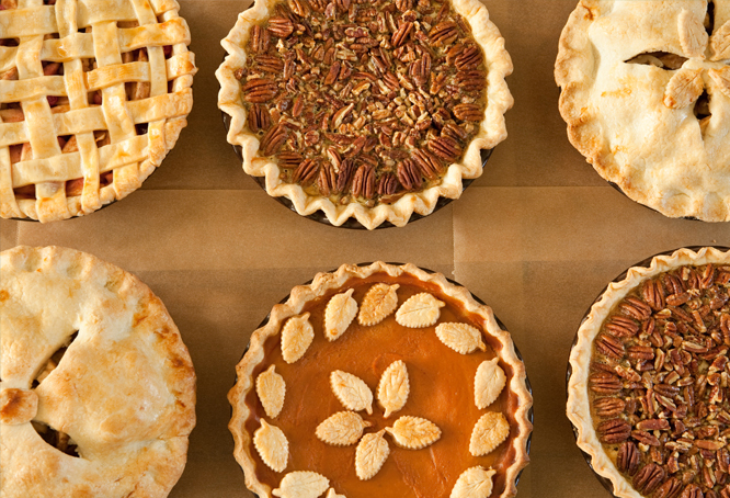 photo of pies