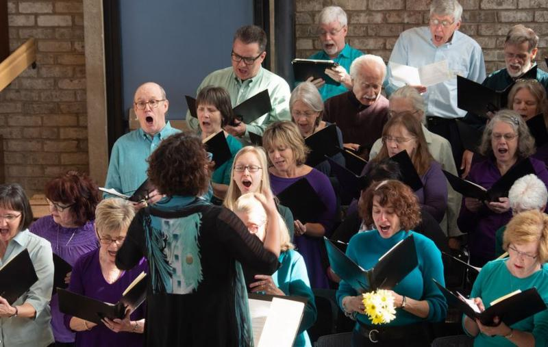 Sanctuary Singers photo