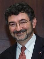 Photo of LSU Law Professor Olivier Moreteau