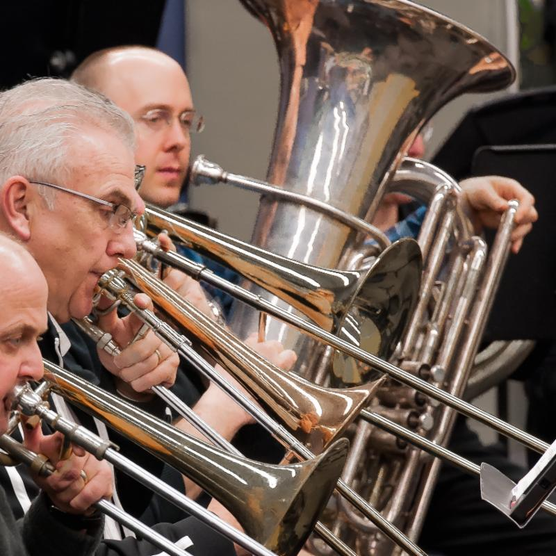 nj arts maven: NJ Festival Orchestra goes big band and more