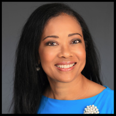 Guest Speaker Yulanda N. Davis-Quarrie