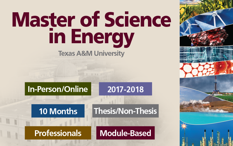 b478267314ba1 Last Chance  February 15 - Apply Now! Master of Science in Energy ...