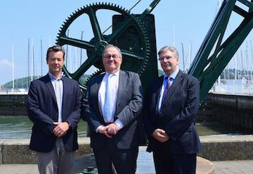New Commissioners join Cowes Harbour Board