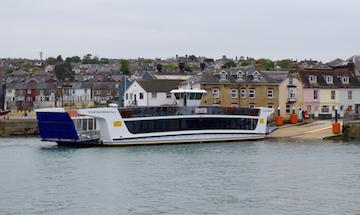 New Cowes Chain Ferry