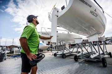 Dry Sailing at Shepards