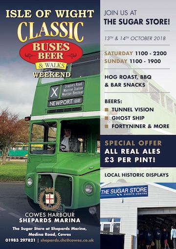 Classic Beer and Buses Weekend