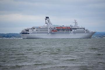 Astor off Cowes