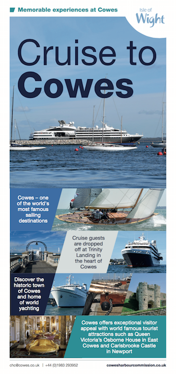 Cruise to Cowes guide