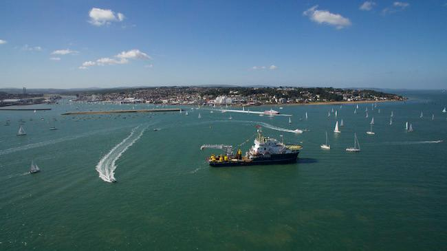 Launch of Cowes Harbour Landmark Design Competition