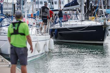 See the Mooring Location Chartlet for Cowes Harbour