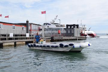 Cowes Water Taxis Ltd