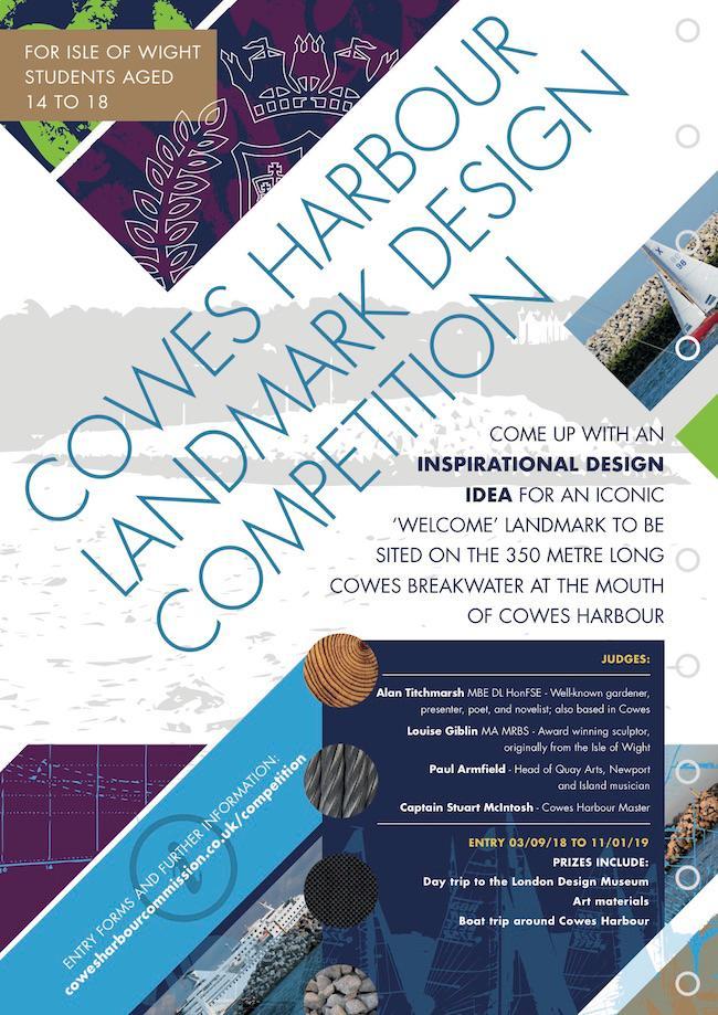 Cowes Harbour Landmark Design Competition