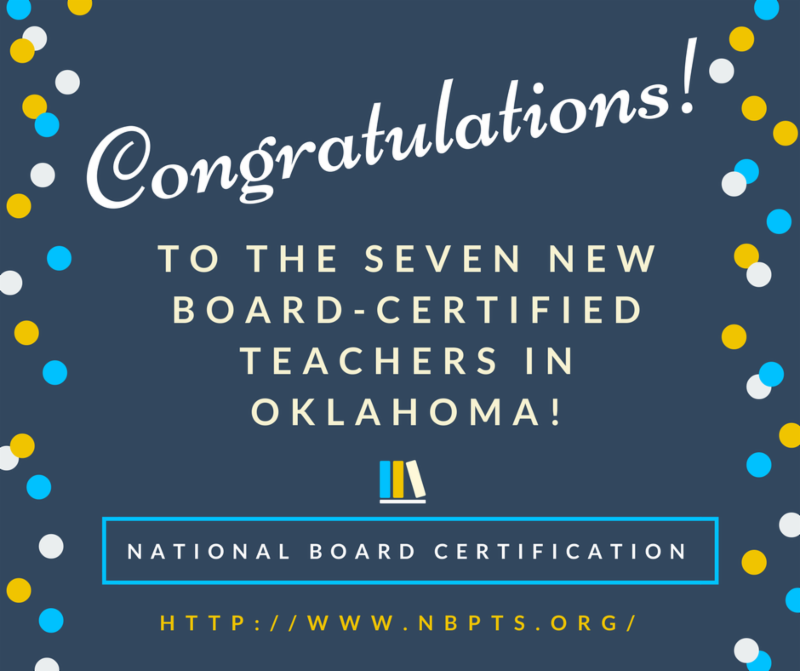Teacher Certification Oklahoma State Department Of Education Oukas