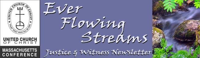 Ever Flowing Streams 2013