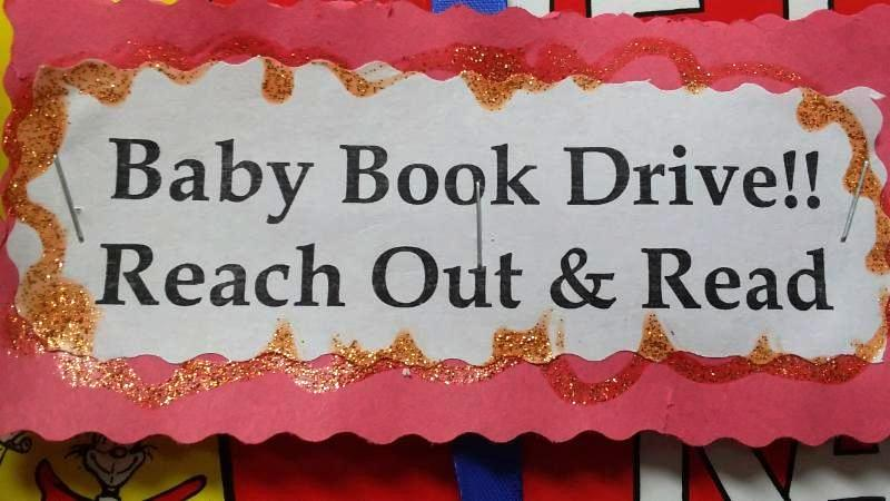 Book Drive for Babies