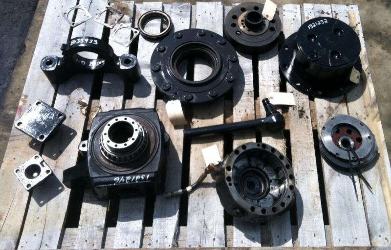 Big savings on ZF Axle Parts for Lulls & Skytraks