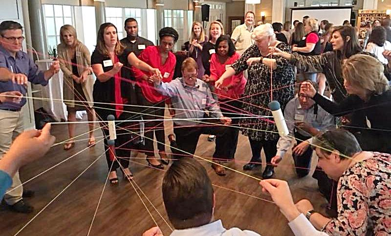 Comcast Team Building Activities in Jackson, Mississippi