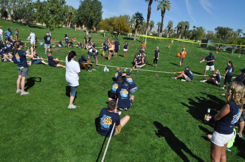Palm Springs Team Building Activities