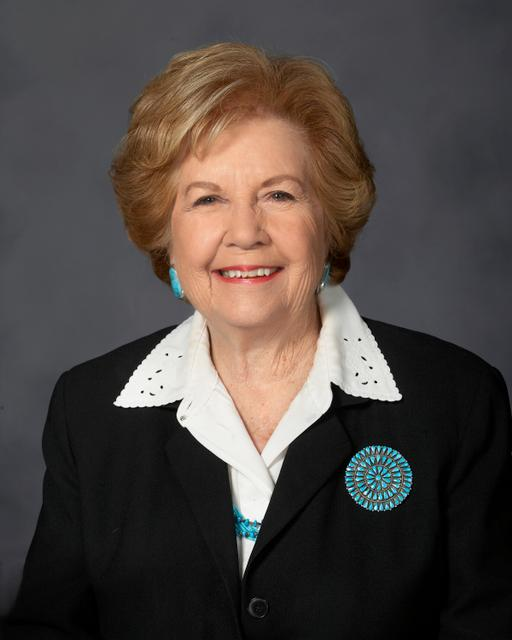 Former Regent Thalia Dondero