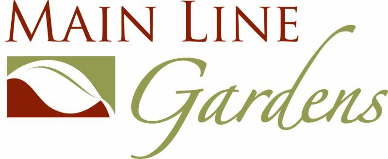 Main Line Gardens logo