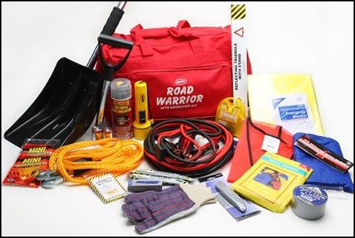 Winter Roadside Safety Kit