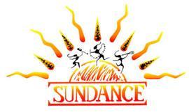 Sundance Art Glass Starburst Logo