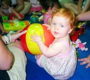 Baby & Me at Howland Public Library