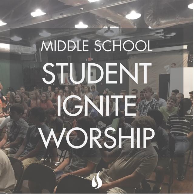 Middle School Ignite