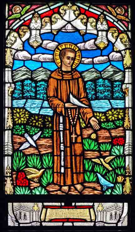 St. Francis of Assisi Window