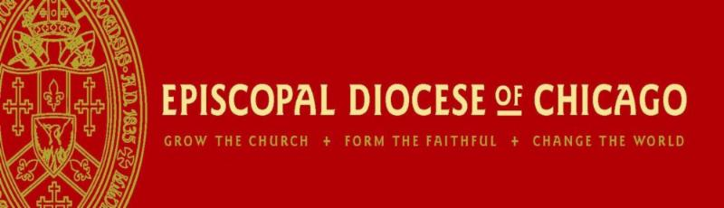 Diocese of Chicago header