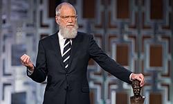 David Letterman -- The Mark Twain Prize