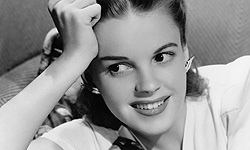 Songbook Standards, Judy Garland