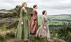 Masterpiece, To Walk Invisible--The Bronte Sisters