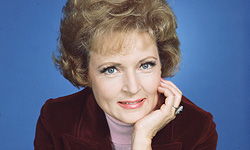 Betty White--First Lady of Television