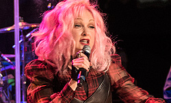 Austin City Limits, Cyndi Lauper