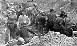 Nova, Holocaust Escape Tunnel